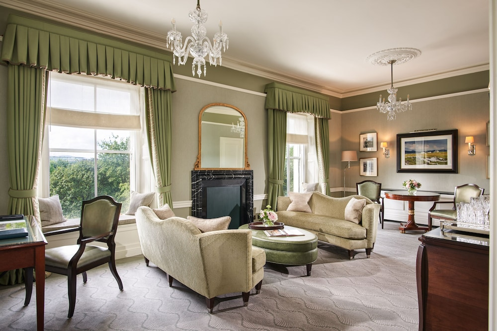Living Room, The Shelbourne, Autograph Collection