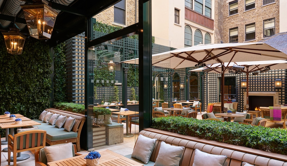 Terrace/Patio, The Shelbourne, Autograph Collection