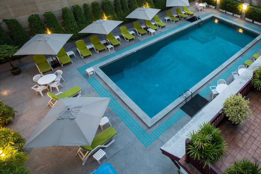 Outdoor Pool, Dusit Princess Chiang Mai