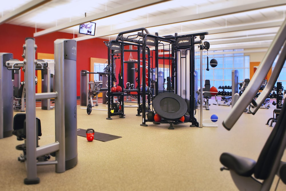 Fitness Facility, Hilton Chicago