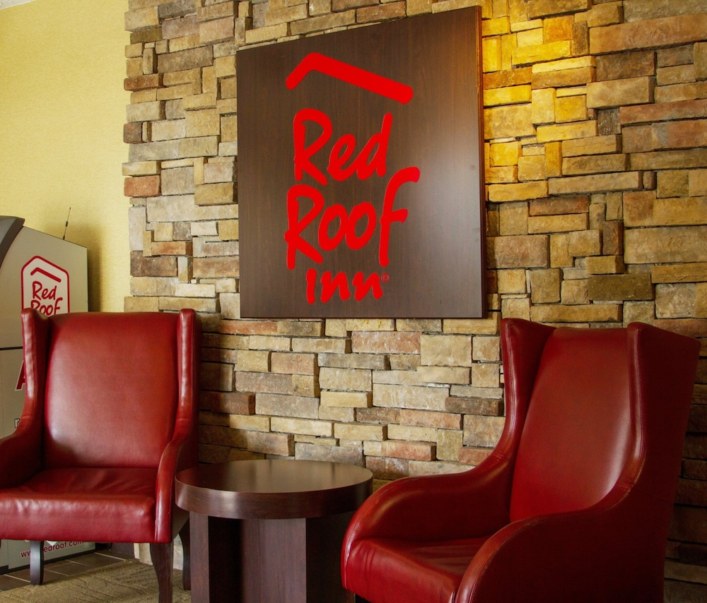 Lobby, Red Roof Inn Aberdeen