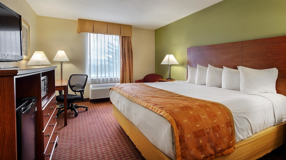 Room, Best Western Wytheville Inn