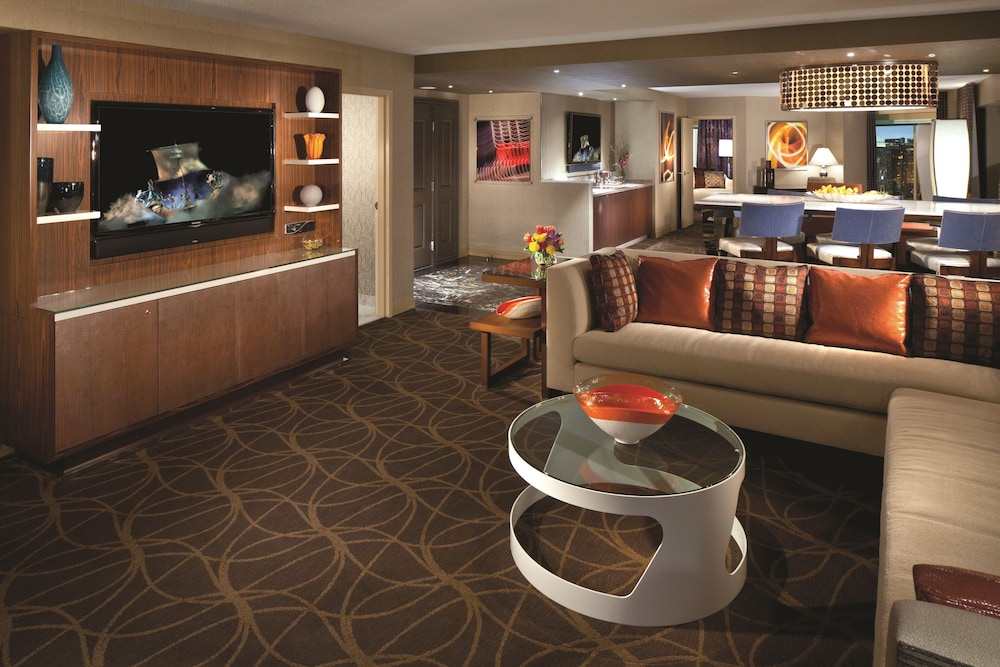 Living Area, MGM Grand Hotel & Casino