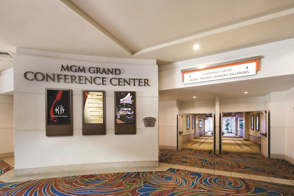 Meeting Facility, MGM Grand Hotel & Casino