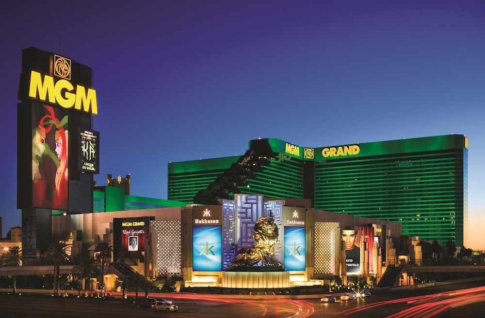 Featured Image, MGM Grand Hotel & Casino