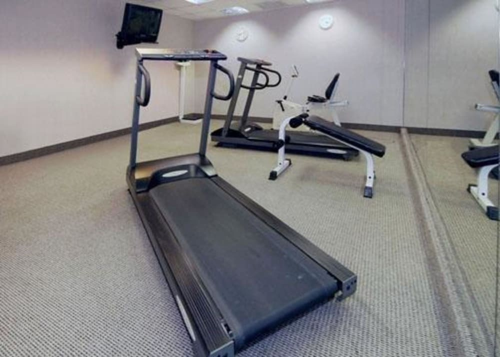Fitness Facility, Quality Inn North
