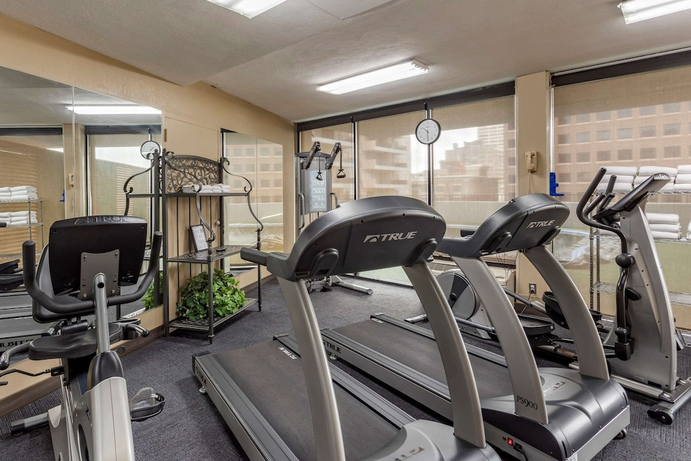 Fitness Facility, Comfort Inn Memphis Downtown