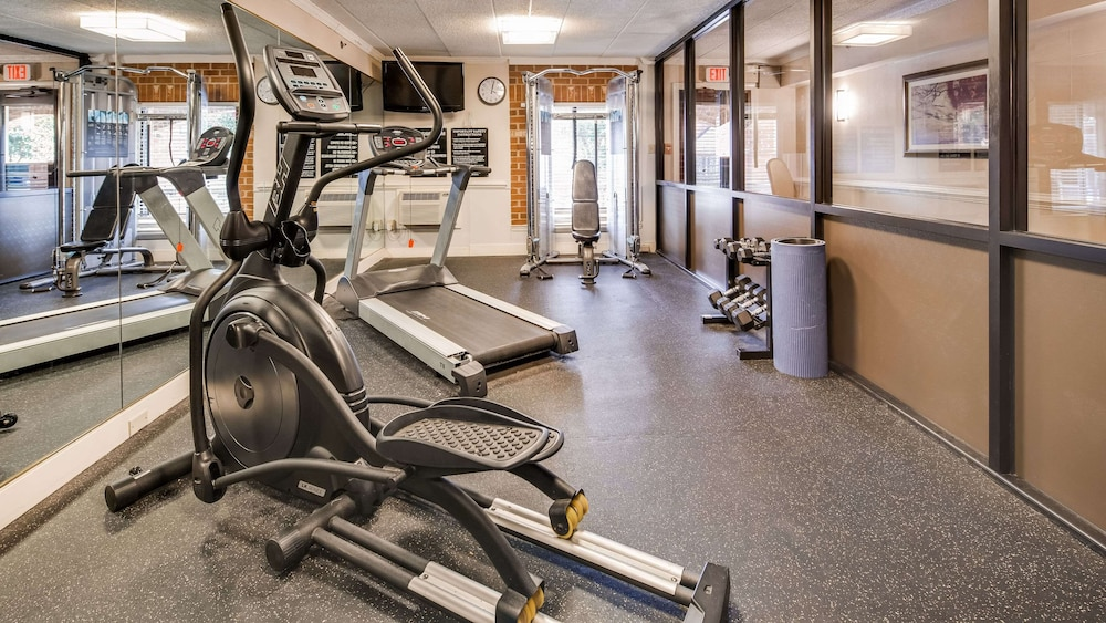 Fitness Facility, Best Western Plus Governor's Inn