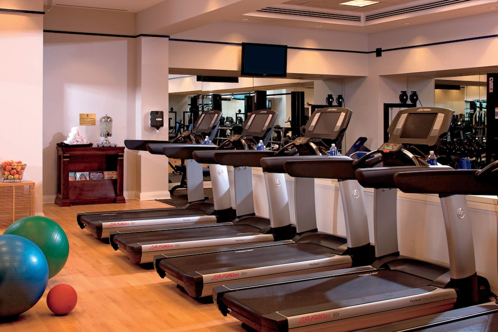 Fitness Facility, The Ritz-Carlton, Tysons Corner
