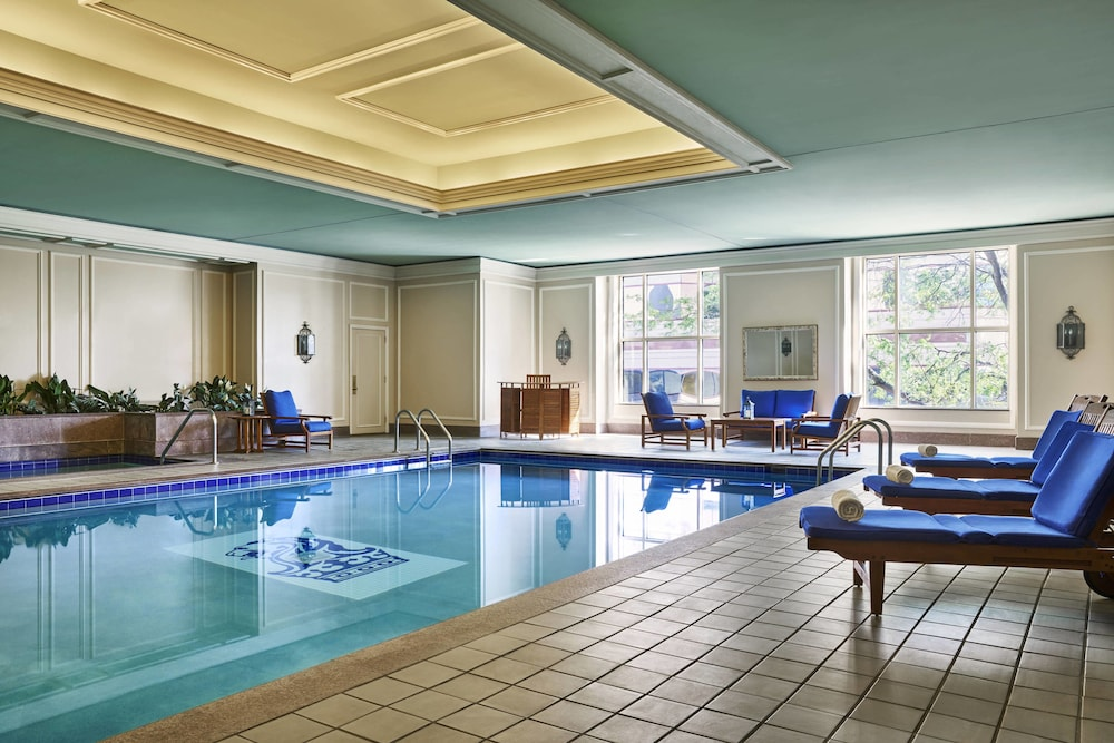 Indoor Pool, The Ritz-Carlton, Tysons Corner
