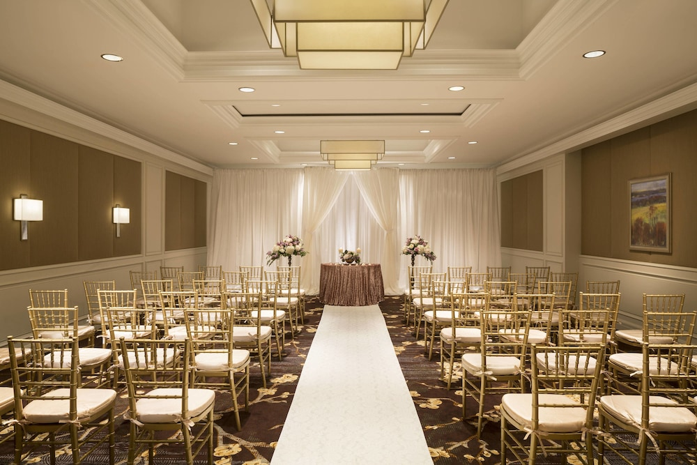Reception Hall, The Ritz-Carlton, Tysons Corner