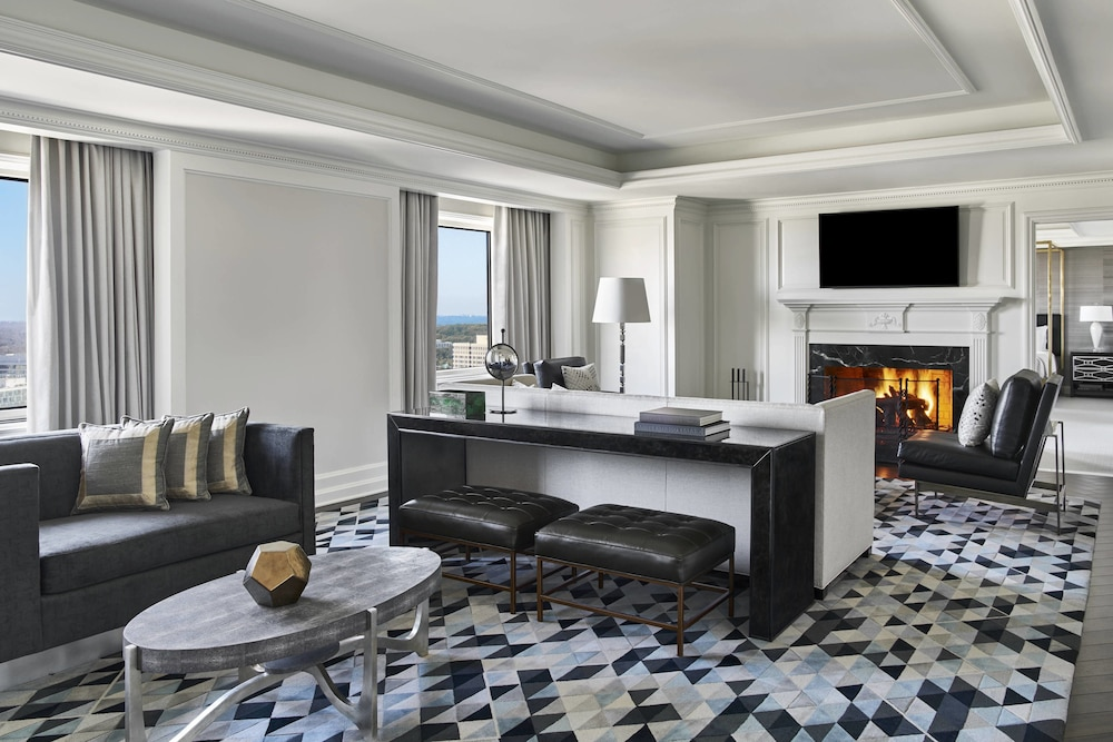 Room, The Ritz-Carlton, Tysons Corner
