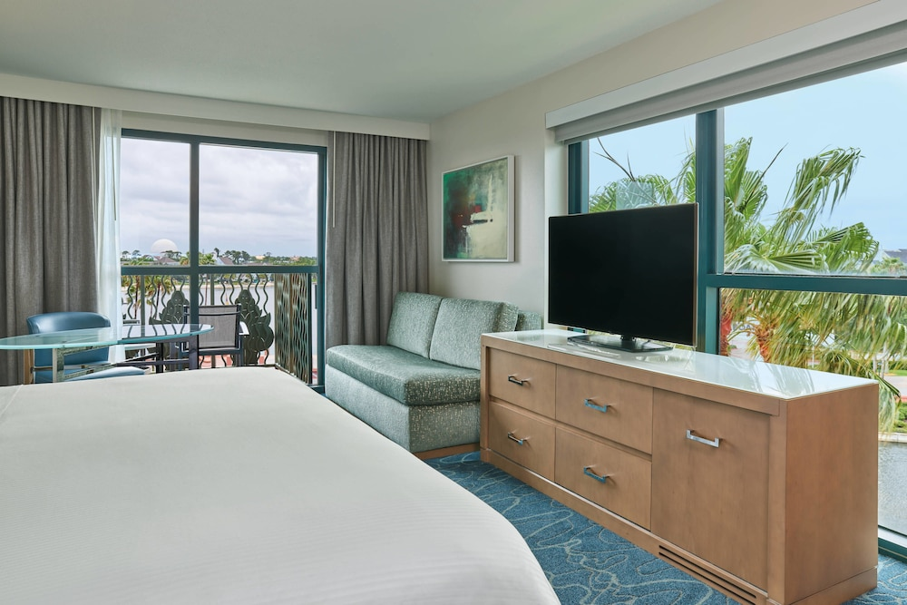 Room, Walt Disney World Dolphin
