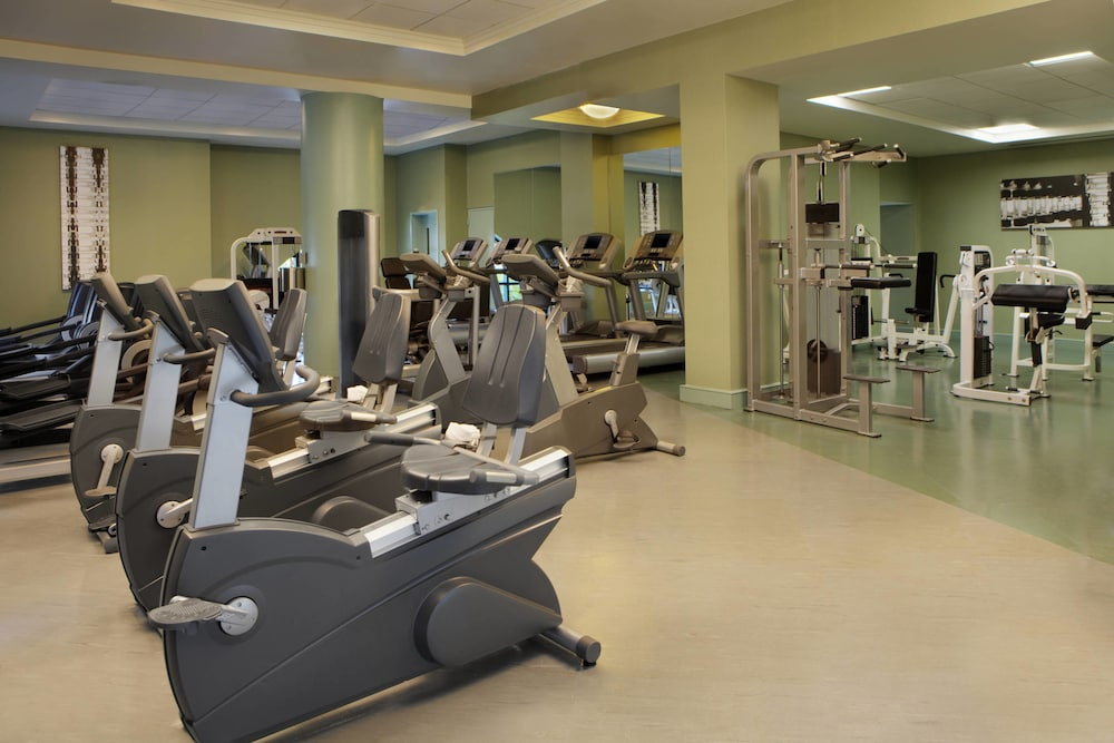 Fitness Facility, Walt Disney World Dolphin