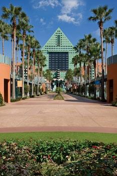 【オーランド】ディズニー・ハリウッド・スタジオへ行くのにリーズナブルなオフィシャルホテル