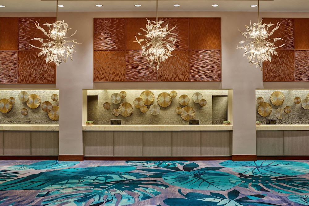 Lobby, Walt Disney World Dolphin