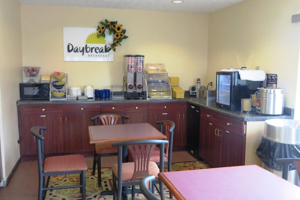 Restaurant, Days Inn by Wyndham Plainfield
