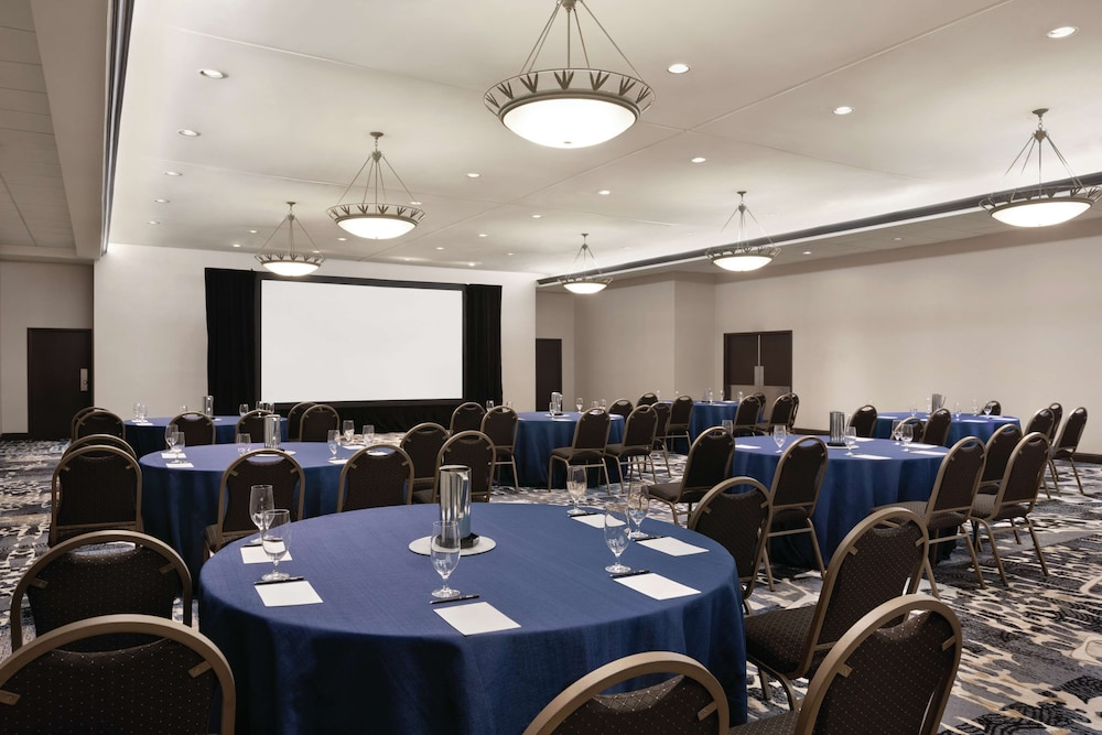 Meeting Facility, Hilton Charlotte Executive Park