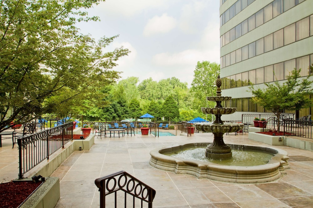 Courtyard, Hilton Charlotte Executive Park