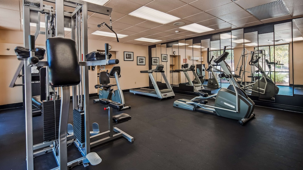 Fitness Facility, Best Western Plus Inn Of Williams