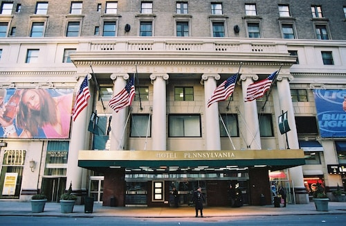 Check Expedia for Availability of Hotel Pennsylvania
