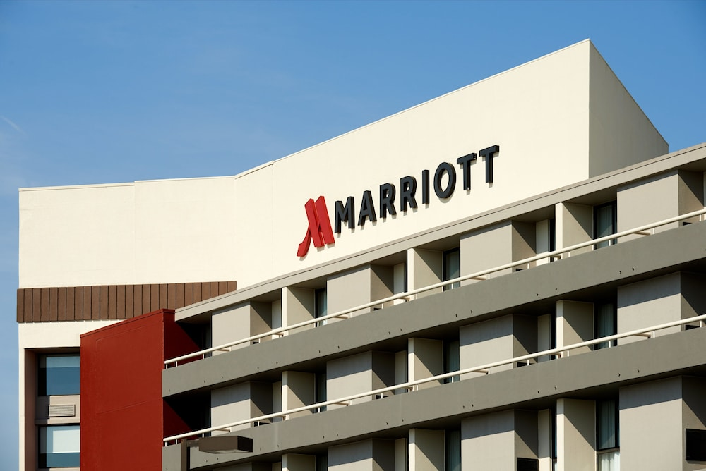 Front of Property, Marriott at the University of Dayton