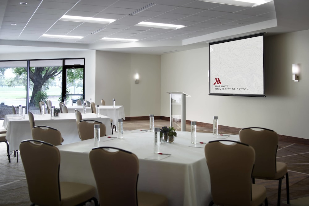 Meeting Facility, Marriott at the University of Dayton
