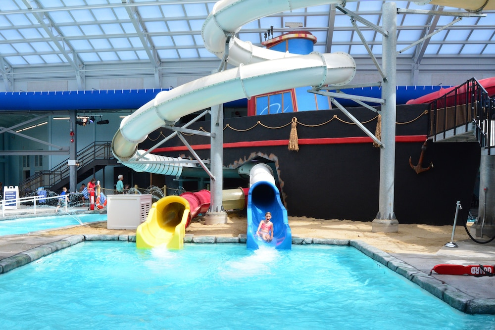 Waterslide, Cape Codder Resort and Spa