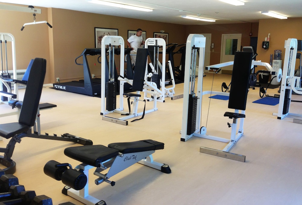 Gym, Cape Codder Resort and Spa