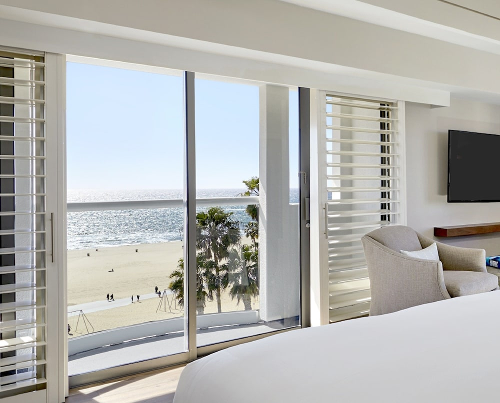 Beach/Ocean View, Loews Santa Monica Beach Hotel