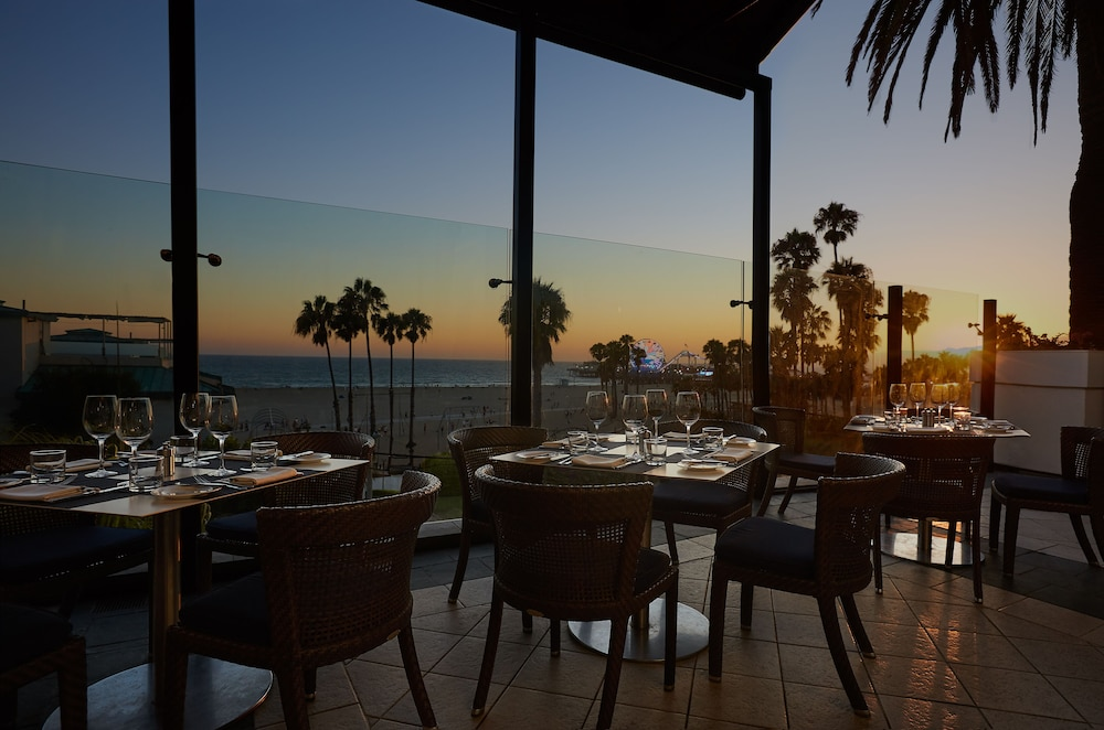 Restaurant, Loews Santa Monica Beach Hotel