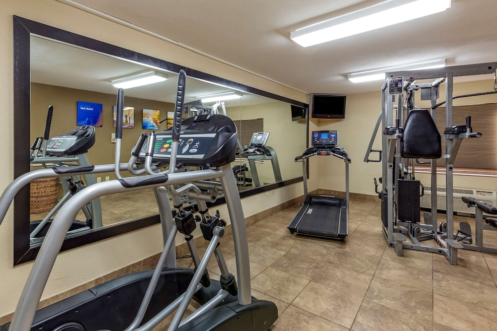 Fitness Facility, Comfort Inn At the Park