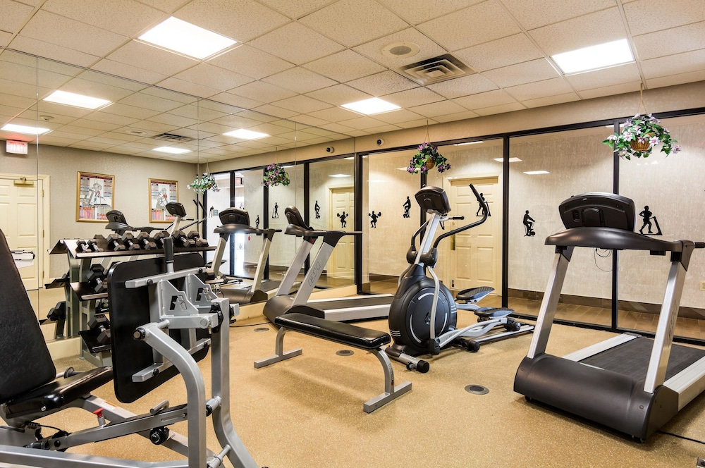 Fitness Facility, Quality Inn Near Joint Base Andrews-Washington Area