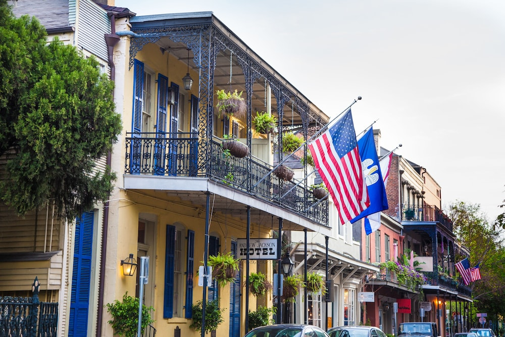 Andrew Jackson Hotel®, a French Quarter Inns® Hotel in New Orleans, LA | Expedia