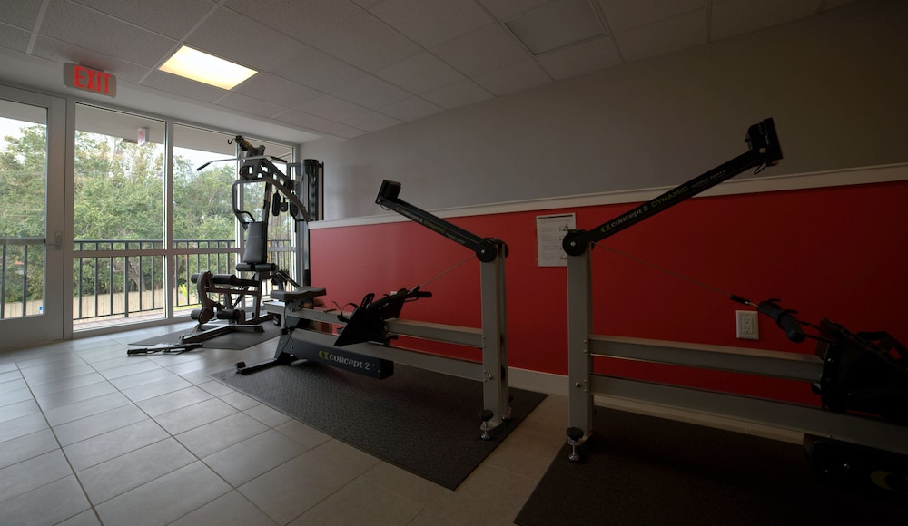 Fitness Facility, Bentley's Boutique Hotel, BW Premier Collection