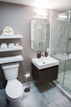 2 Bedroom Suite - Bathroom
