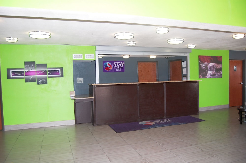 Reception, Stay Express Inn Dallas - Fair Park / Downtown