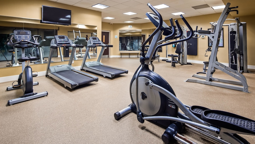 Fitness Facility, Best Western Okemos/East Lansing Hotel & Suites