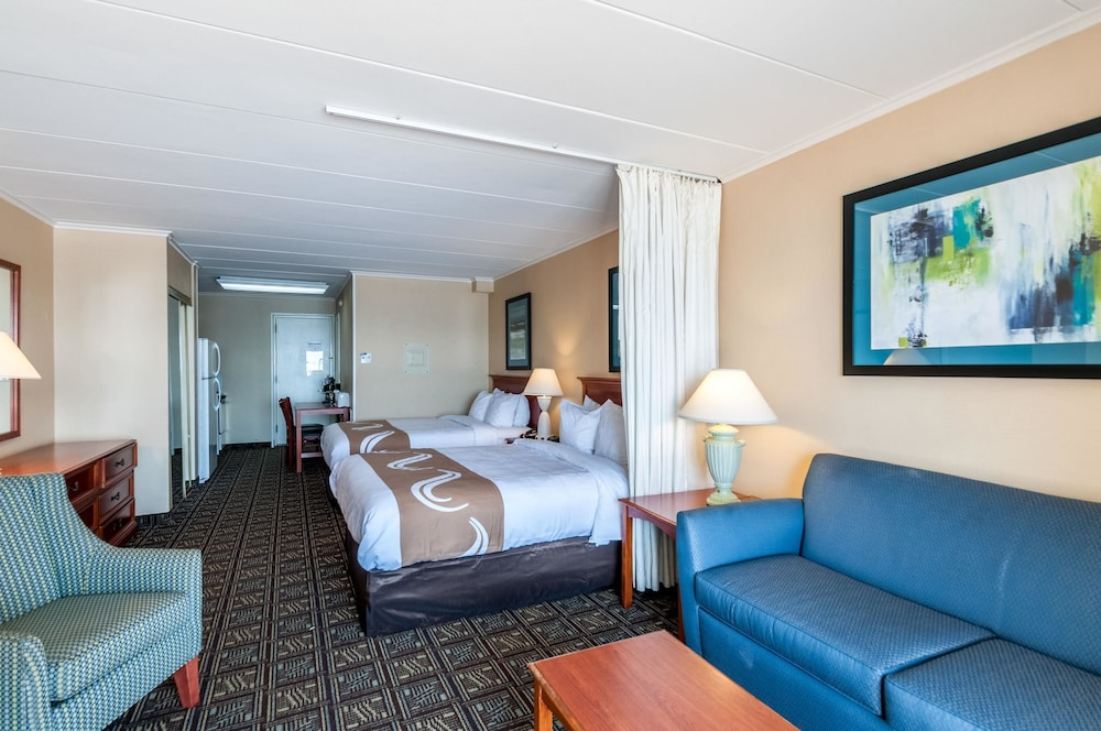 Room, Quality Inn Boardwalk
