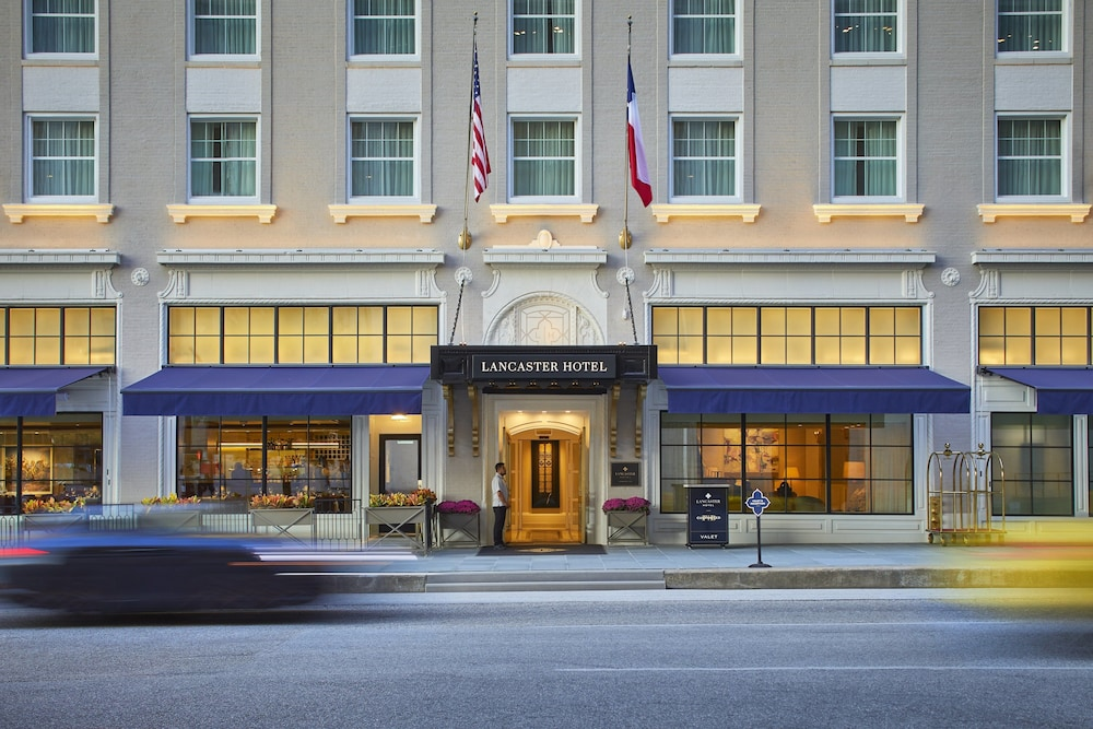 Exterior, The Lancaster Hotel