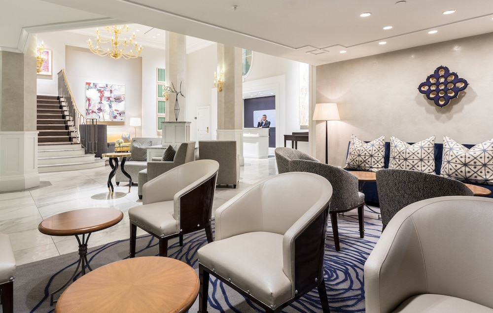Lobby, The Lancaster Hotel