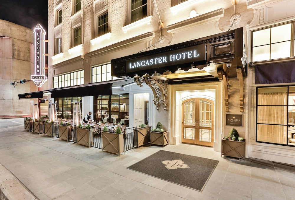Featured Image, The Lancaster Hotel