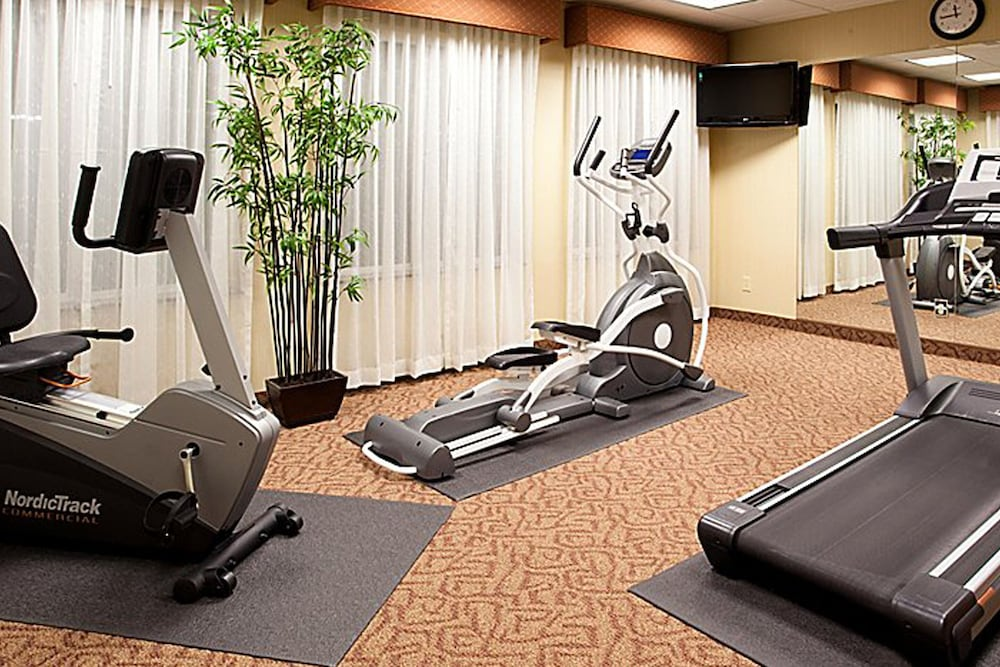 Fitness Facility, Norwood Inn & Suites Eagan