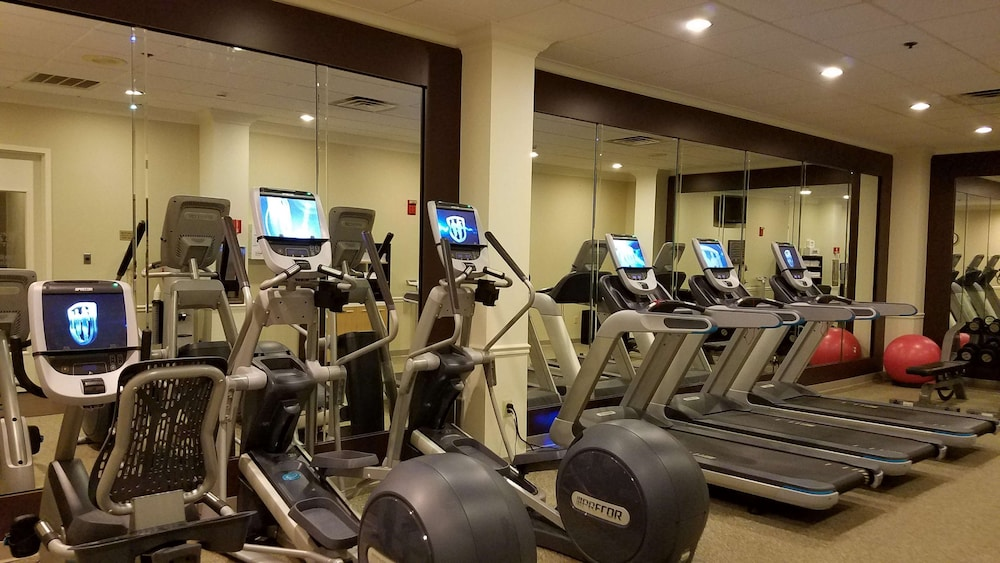 Fitness Facility, DoubleTree Suites by Hilton Hotel Mt. Laurel