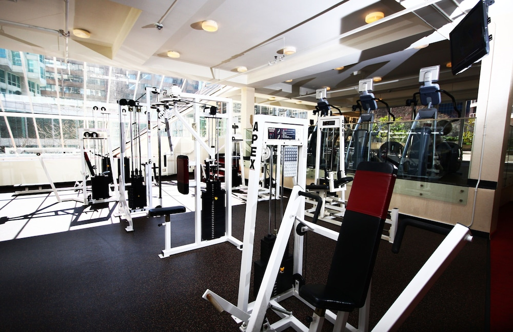 Gym, Pinnacle Hotel Harbourfront