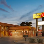 Super 8 by Wyndham El Paso Airport