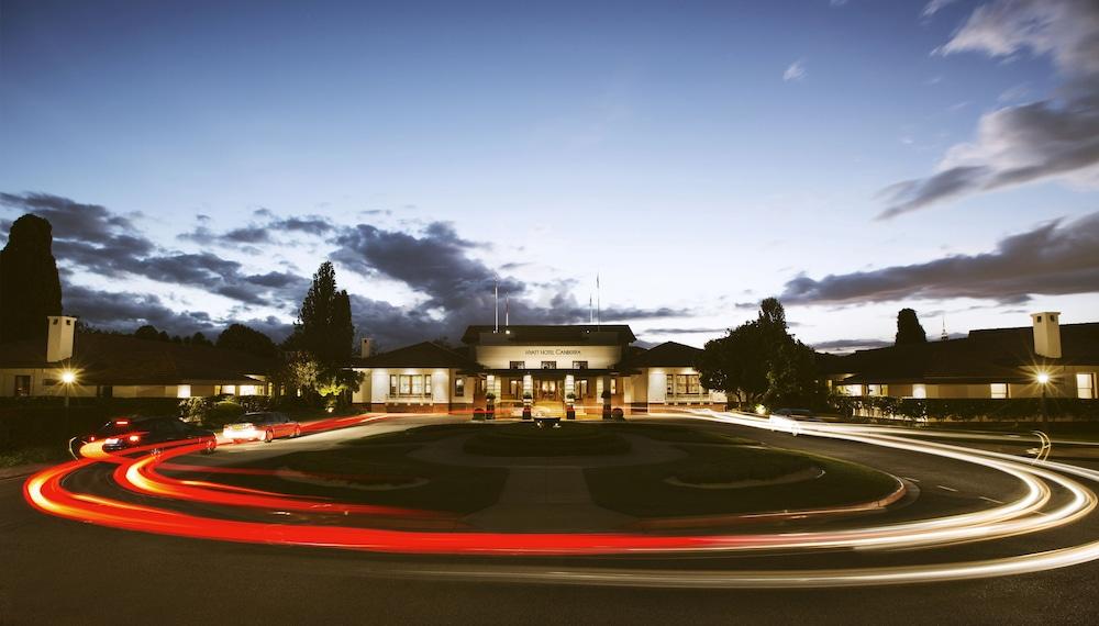 Hyatt Hotel Canberra - a Park Hyatt