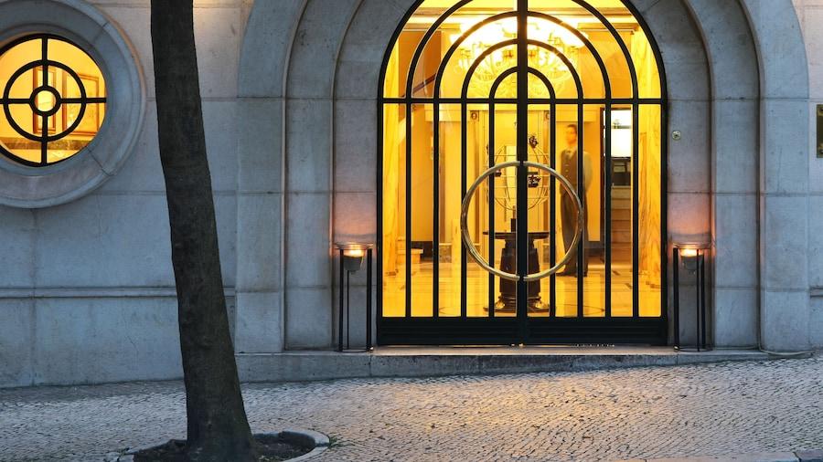 Hotel Britania, a Lisbon Heritage Collection