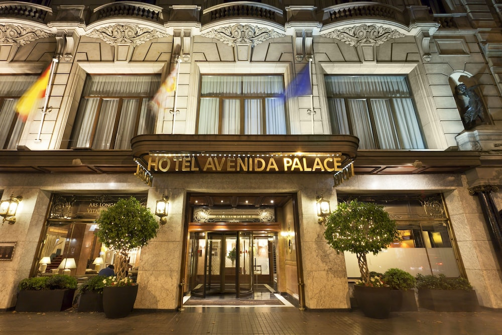 Featured Image, El Avenida Palace Hotel