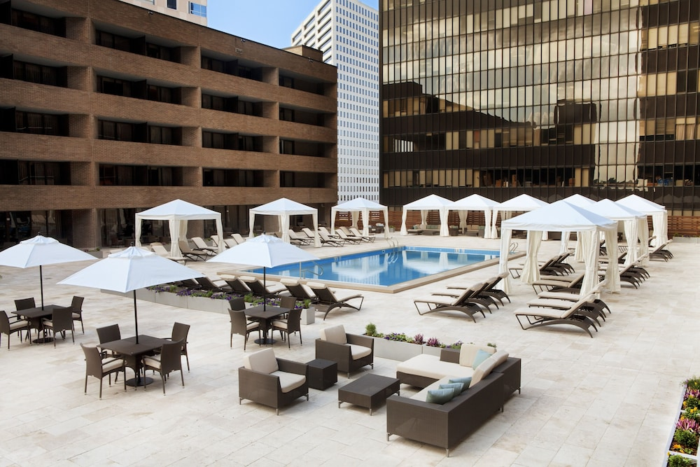 Terrace/Patio, Hyatt Regency New Orleans